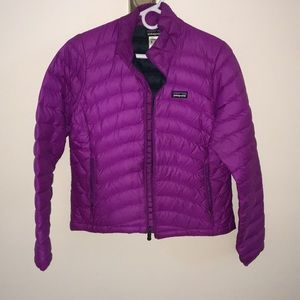 Woman's small Patagonia jacket